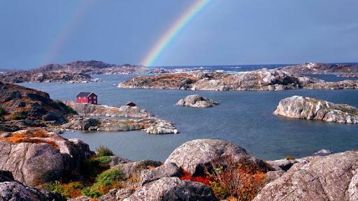 Rainbow Over Tjorn Island, Sweden.jpg