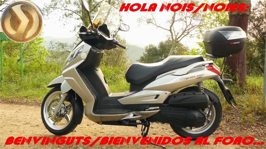 Nueva SYM 600i sport dede Valladolid Imagen5