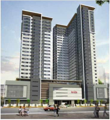 Avida Towers Davao Perspective