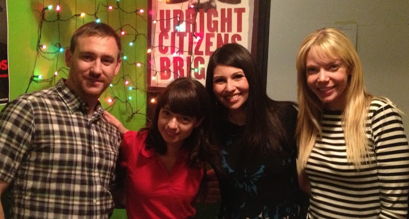 ARIYNBF 117 with Garfunkel and Oates LIVE from UCB