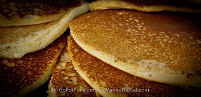 Pancakes. Ready for departure :)) - Geelong Friday Market, Victoria, Australia - Go For Fun - Australian Travel and Activity Community. Inspire, Share, Enjoy!