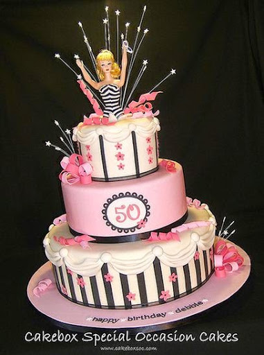 50 Best Barbie Birthday Cakes Ideas And Designs Ibirthdaycake