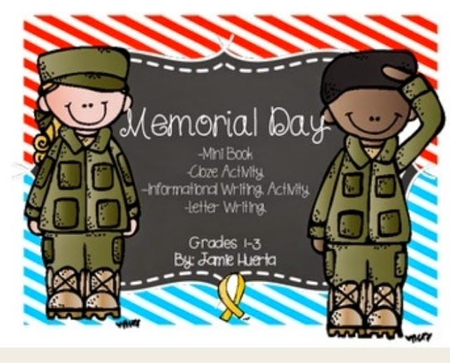 http://www.teacherspayteachers.com/Product/Memorial-Day-1229762