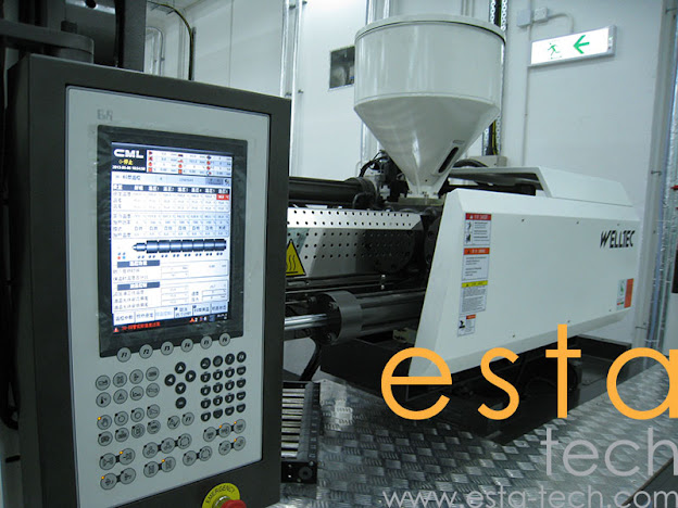 Welltec TTI-260SE (2013) Plastic Injection Moulding Machine