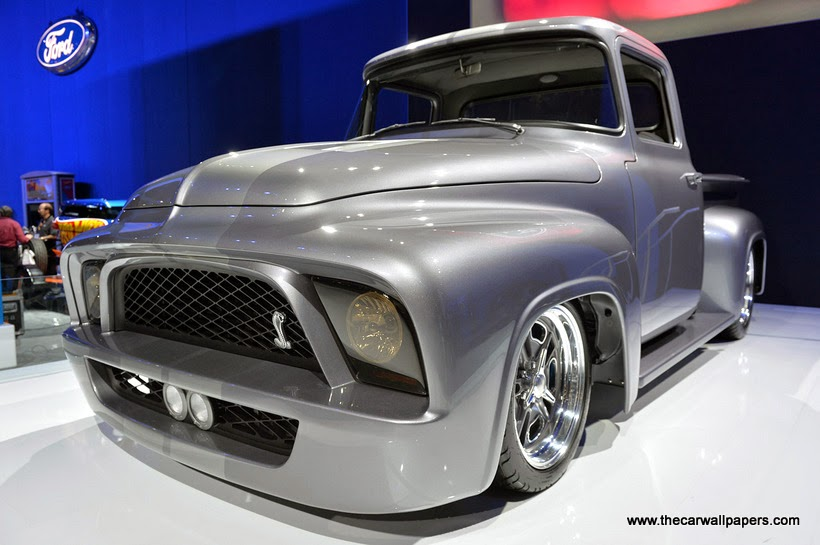 1956 Ford F-100 Snakebit