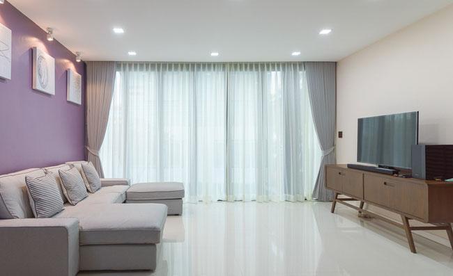 Lựa chọn rèm vải đúng cách để tô điểm cho căn phòng của bạn