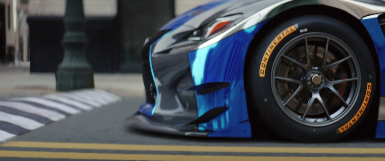 "Lexus F SPORT Performance Commercial ""Just the Right Amount of F"""