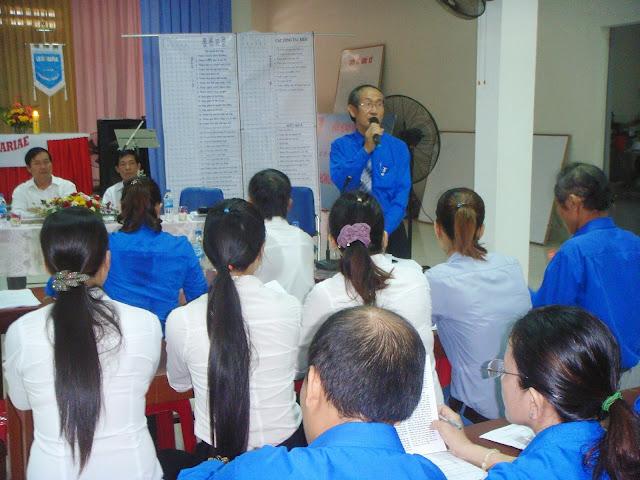 Hội Đồng Curia Quảng Ngãi tập huấn thường niên 2014