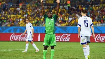 Nigeria football news,Fresh Report Links Emmanuel Emenike To Tottenham