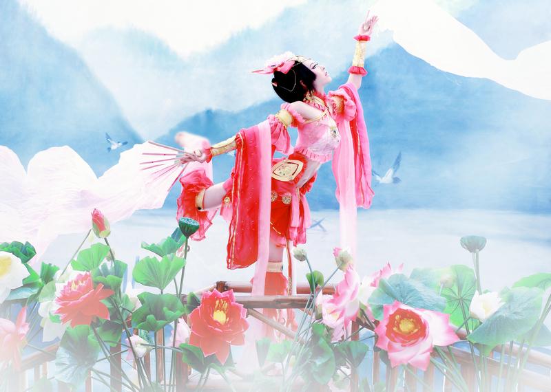 Võ Lâm Truyền Kỳ 3: Nữ hiệp Thất Tú gợi cảm cùng nước - Ảnh 1