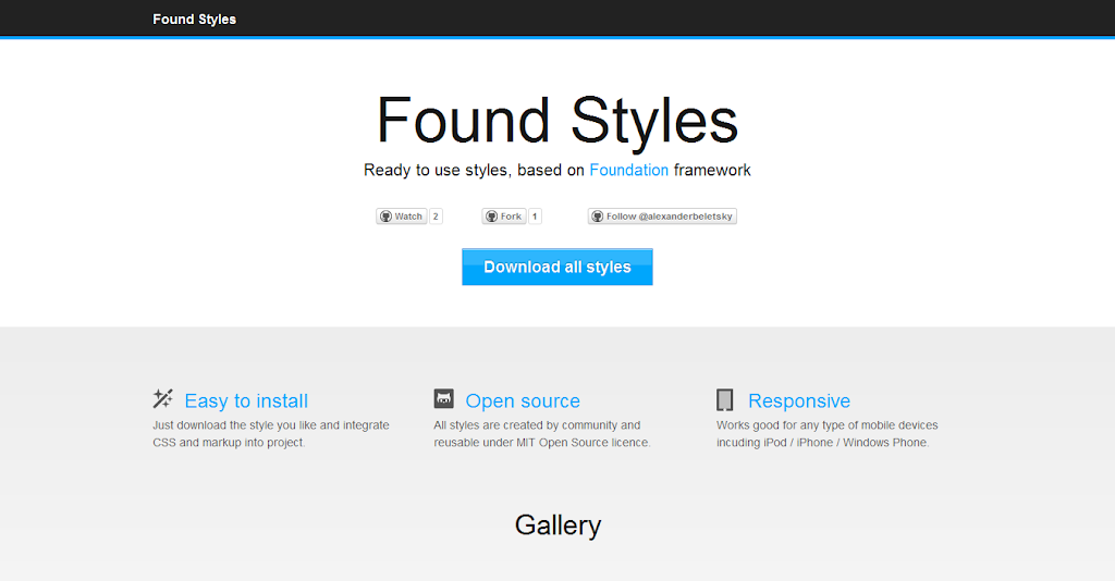 foundstyles.com