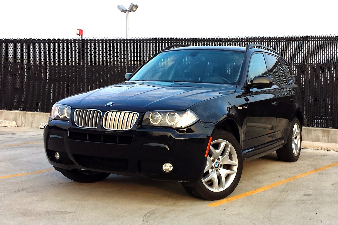 purchase used 2007 bmw x3 3 0si m sport awd navi. Black Bedroom Furniture Sets. Home Design Ideas