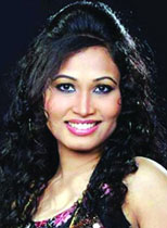 Bangladeshi Model and Actress Choity Thumbnail