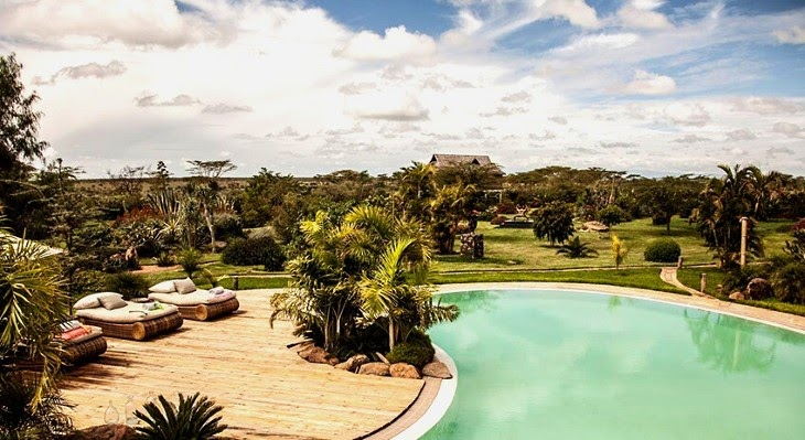 Resort in Kenya