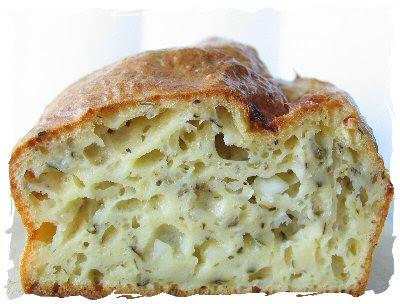 peynirli-otlu-tuzlu kek nasıl yapılır