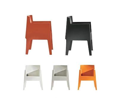 4 Philippe Starck TOY design stoelen kopen
