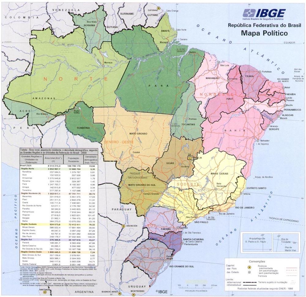 diarios de v 2 0 brasil mapas on line e todos