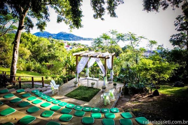 hospedagem casamento ao ar livre florianópolis quinta da bela vista