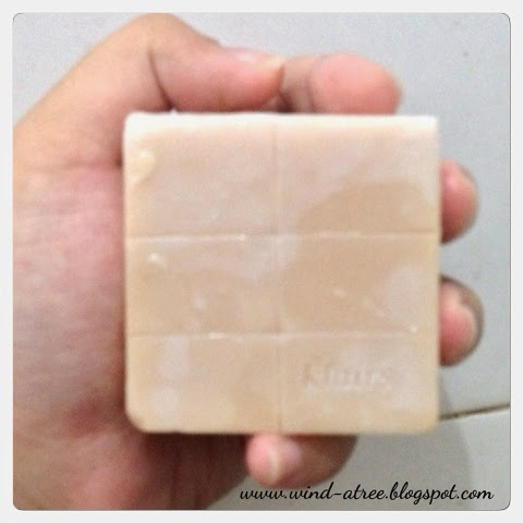 [Review] Klairs Be Clean Natural FACE Soap