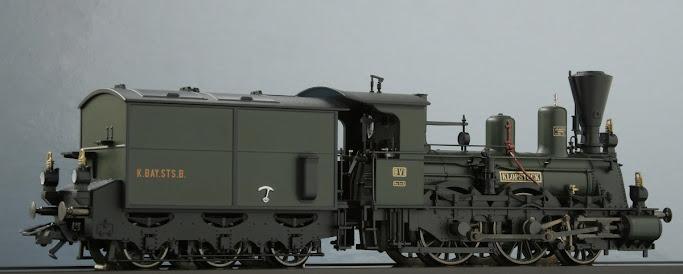 Modeli parnih lokomotiva DRG 34%257EM37974-Ra