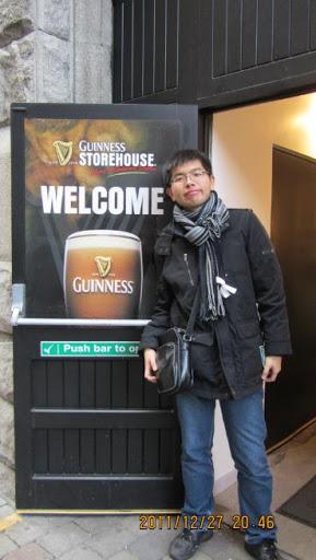 我站在酒廠門口~~