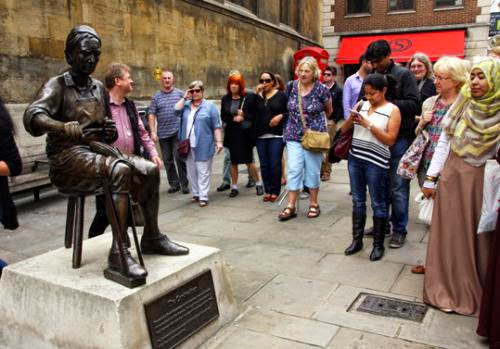 Review A Tour Of Secret London