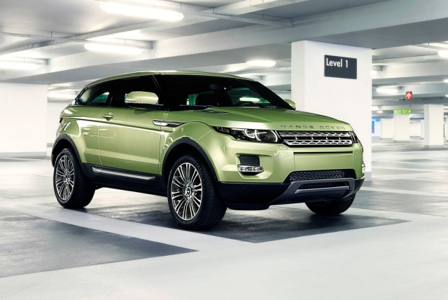 2017 Range Rover Evoque Convertible Car Review Specs