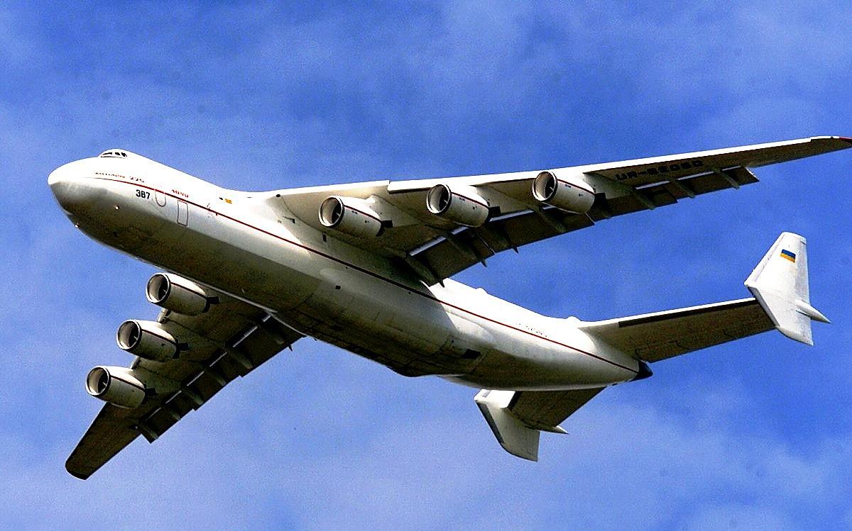 Antonov An-225 Aircraft Wallpaper 3