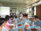 Thư viện trường Cao đẳng Cộng đồng Vĩnh Long tổ chức Câu Lạc bộ Bạn đọc Lần 1 năm 2013