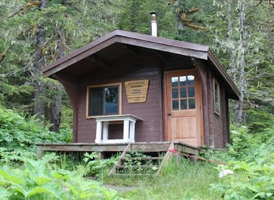 Young Lake South Cabin Alaska