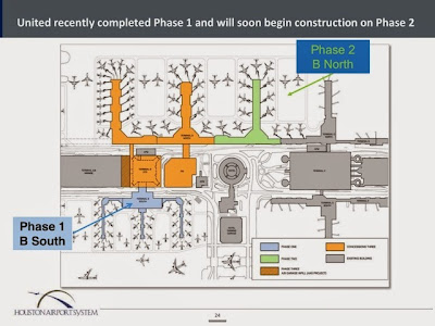 About Airport Planning Houston Bush Intercontinental Airport Iah Terminal B Project: airport planning and design course