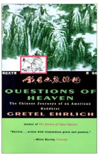 Questions Of Heaven Gretel Ehrlich