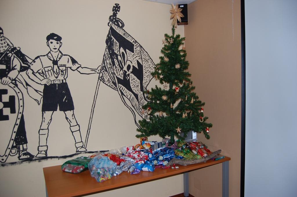 Fotky z Vánoční schůzky