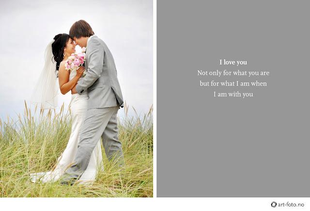 3 - Husk å bestille bryllupsfotografering