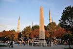 Istanbul: l'obélisque