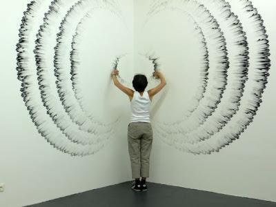 Pintando con los dedos - Judith Braun's