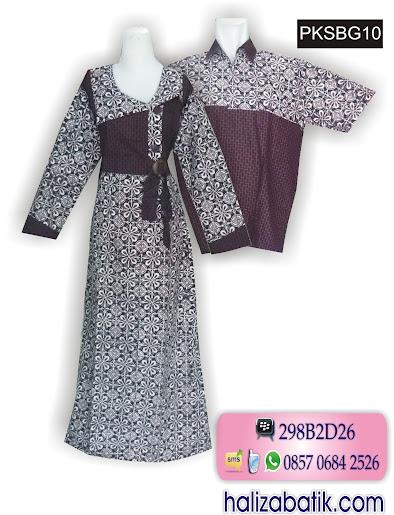 grosir batik pekalongan, Gamis Sarimbit, Model Sarimbit, Batik Sarimbit