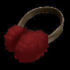 Paraorecchi (rosso)
