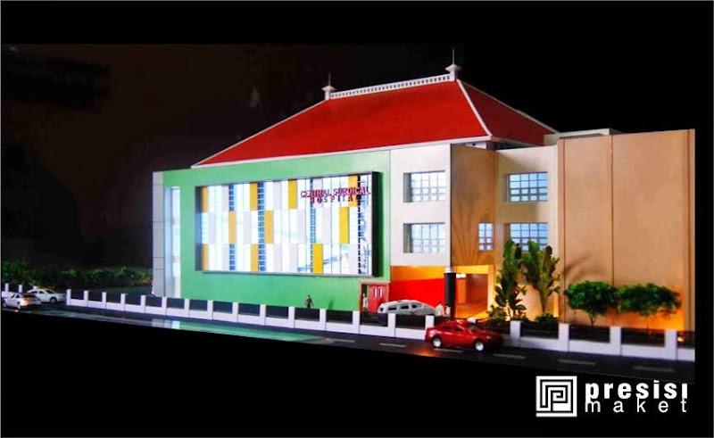 jasa pembuatan maket gedung