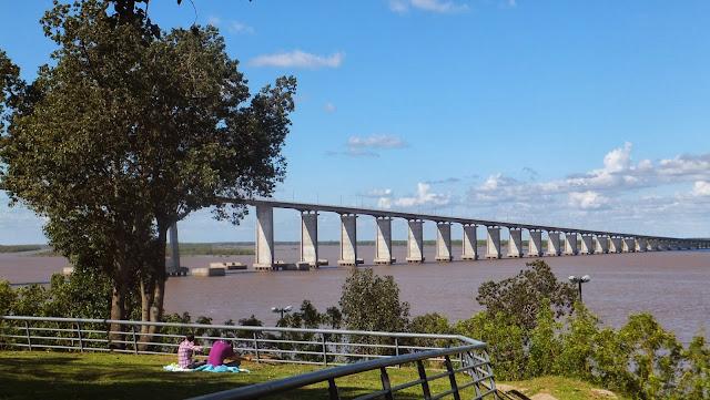 Puente Rosario-Victoria, Costa Alta, Paseo del Caminante, Río Paraná, Rosario, Argentina, Elisa N, Blog de Viajes, Lifestyle, Travel