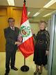 I Jornadas Culturales Consulado de Perú en Valencia y la Asociación Trazos Iberoamericanos