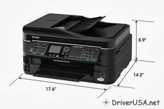 Latest version driver Epson WorkForce 630 printers – Epson drivers