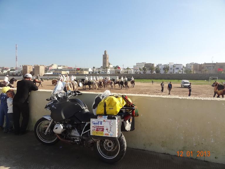 marrocos - Marrocos e Mauritãnia a Queimar Pneu e Gasolina DSC05424