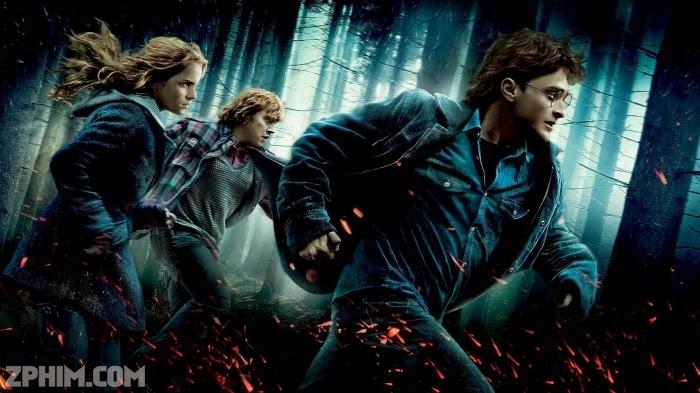 Ảnh trong phim Harry Potter Và Bảo Bối Tử Thần Phần 1 - Harry Potter and the Deathly Hallows: Part 1 1