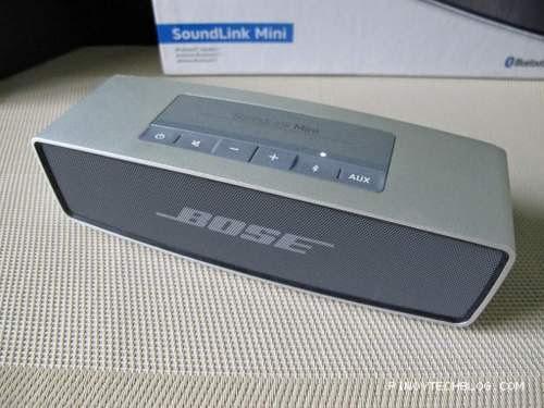 Bose Soundlink Mini Bluetooth Speaker Review Pinoy Tech