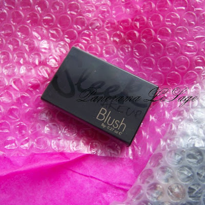 sleek sleek au naturel blusch sleek blush pixie pink prezenty maegiloung