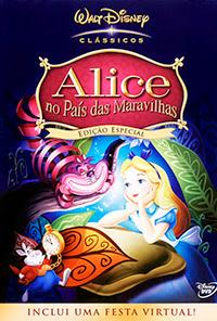 Alice no Pais das Maravilhas 1951 Poster