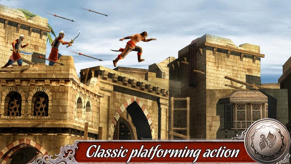 Prince of Persia The Shadow and the Flame v2.0.1 for iPhone/iPad