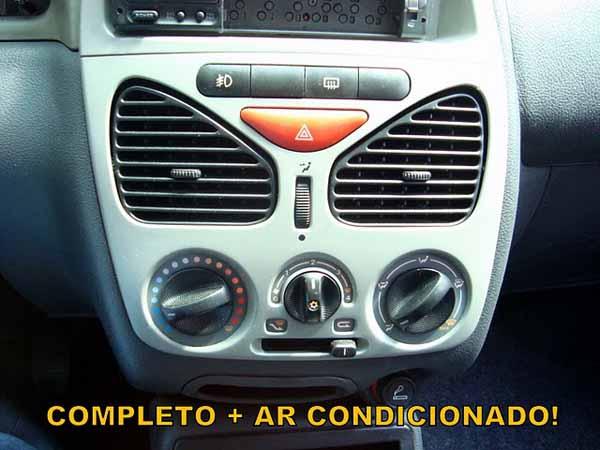 Fiat Palio 2003 ELX 1.6 16V completo, ar-condicionado