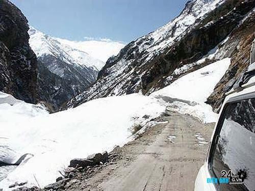 Những con đường nguy hiểm nhất thế giới - DIENANH24G